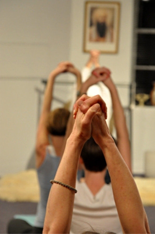 ONGOING WEEKLY YOGA CLASSES