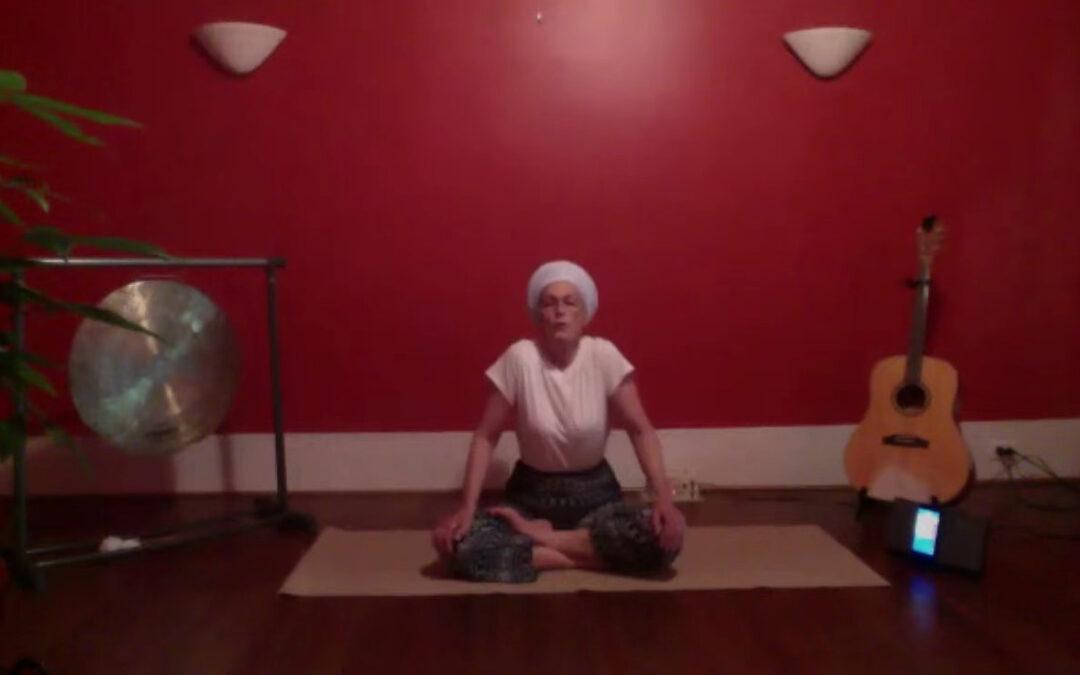 Shoulder Roll Routine